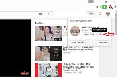 Huong dan chan quang cao tren Youtube - Anh 2
