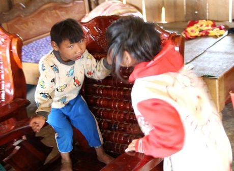Dak Lak: Phat hien 3 tre bi chung dau nho - Anh 3