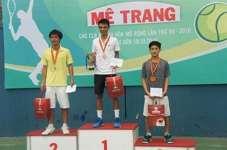 Be mac giai quan vot Khanh Hoa mo rong cup Me Trang lan thu VII - Anh 1