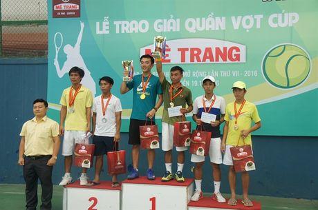 Be mac giai quan vot Khanh Hoa mo rong cup Me Trang lan thu VII - Anh 2