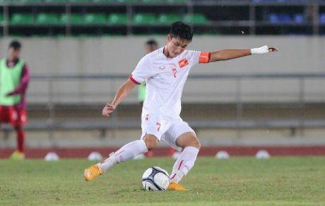 Thieu Trong Dai, U19 Viet Nam mat di 'nguoi truyen lua' - Anh 2