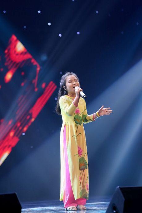 Chung ket 'Giong hat Viet nhi 2016': Cuoc chien giua Noo Phuoc Thinh va Dong Nhi? - Anh 2
