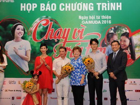 'Chay vi trai tim 2016' cuu hang van tre em ngheo - Anh 1