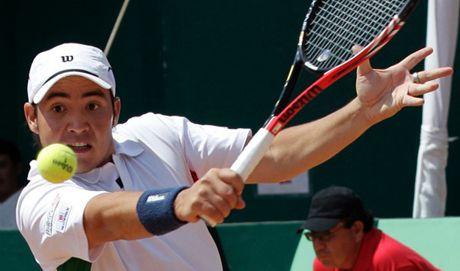 Tennis ngay 19/10: Hoang Nam - Hoang Thien nguoc dong ngoan muc tai F7 Futures - Anh 5