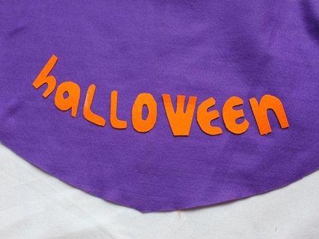Do choi Halloween: Lam ao choang phu thuy de khong tuong cho be yeu - Anh 6