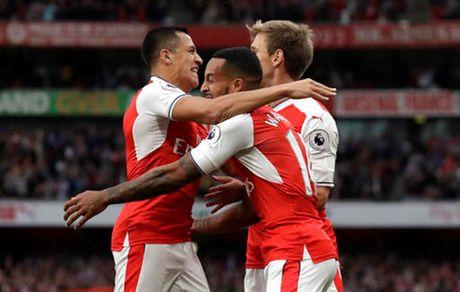 Arsenal - Ludogorets: Cho tiec ban thang o Emirates - Anh 1