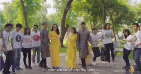 MV 'Enchanting Vietnam' gioi thieu hinh anh Viet Nam voi the gioi - Anh 1