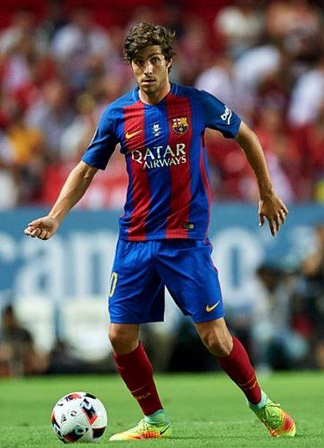 Doi hinh ket hop Barca - Man City: 'Ga khong lo' len ngoi - Anh 2