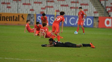 U19 chau A: Han Quoc bi loai soc, Viet Nam quyet lap ky tich - Anh 1