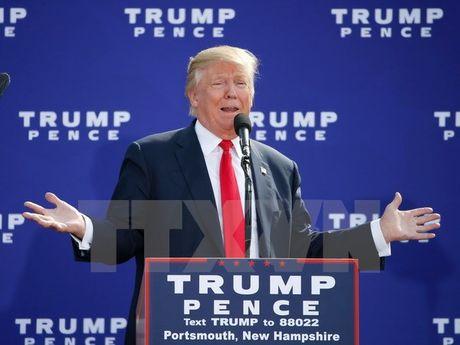 Donald Trump: Tu ong trum bat dong san toi nhung 'tai tieng' hien tai - Anh 1