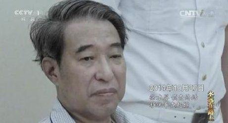 Clip hang loat quan tham Trung Quoc len truyen hinh thu toi - Anh 3