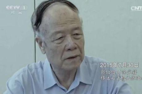 Clip hang loat quan tham Trung Quoc len truyen hinh thu toi - Anh 4