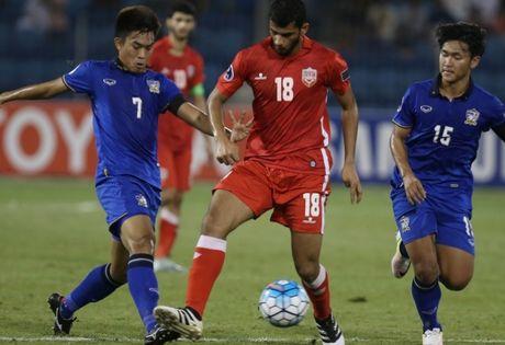 Ket qua, lich thi dau vong bang U19 chau A 2016 (ngay 20.10) - Anh 1