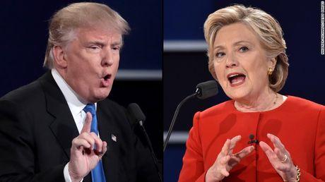 Trump - Clinton song dau lan cuoi: Cong kich nhau la con roi cua Nga - Anh 1