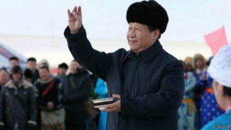 Trung Quoc 'dau to' tham quan tren song truyen hinh - Anh 5