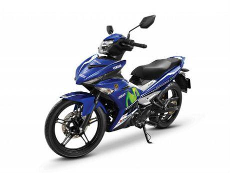 Soi Yamaha Exciter 150 MotoGP Edition Thai gia 39,6 trieu dong - Anh 1