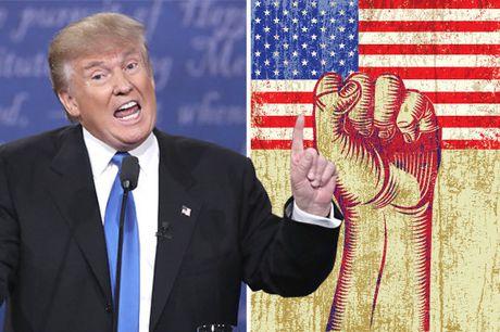 Trump phat ngon nguy hiem nhat lich su, nguoi My lo so - Anh 1