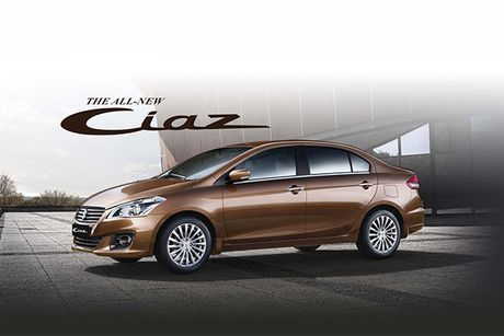 Suzuki Ciaz moi gia tu 580 trieu dong tai Viet Nam - Anh 12