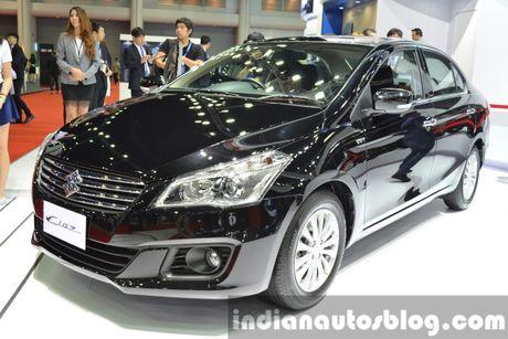 Suzuki Ciaz moi gia tu 580 trieu dong tai Viet Nam - Anh 1