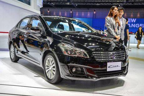 Suzuki Ciaz moi gia tu 580 trieu dong tai Viet Nam - Anh 3