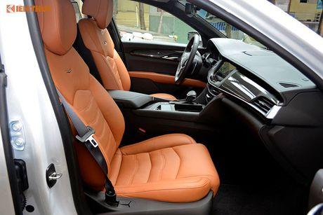 Can canh sedan tien ty Cadillac CT6 moi tai Sai Gon - Anh 13