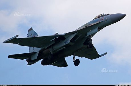 Anh 'nong' Nga day Trung Quoc lai tiem kich Su-35 - Anh 7