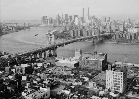 Hinh anh thanh pho New York hoi nhung nam 1990 - Anh 10