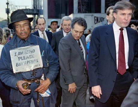 Hinh anh thanh pho New York hoi nhung nam 1990 - Anh 16