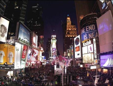 Hinh anh thanh pho New York hoi nhung nam 1990 - Anh 17