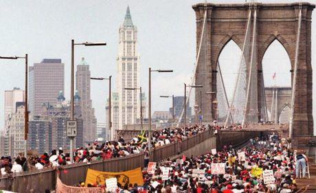 Hinh anh thanh pho New York hoi nhung nam 1990 - Anh 7