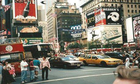Hinh anh thanh pho New York hoi nhung nam 1990 - Anh 9