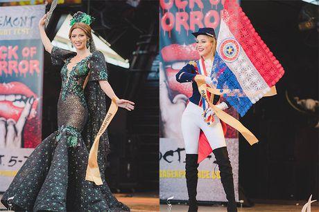 Nguyen Thi Loan lot top 10 trang phuc dan toc Miss Grand International - Anh 8