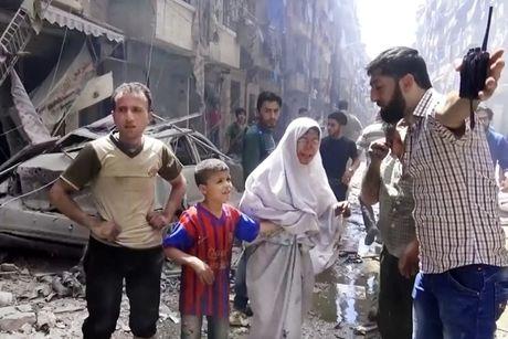 Quan doi Syria se tieu diet phien quan 'tu thu' o Aleppo - Anh 1