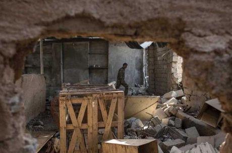 Dot nhap ngoi lang Iraq moi duoc giai phong tu tay IS - Anh 5