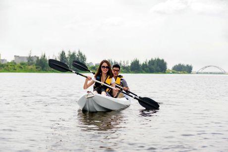 "A hau Hoang Anh tiet lo suc hut ""kho cuong"" tu du an Danang Pearl - Anh 3"