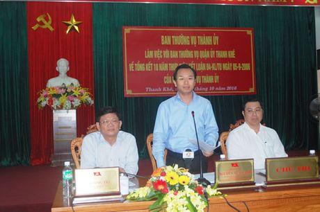 Quan Thanh Khe phat trien theo huong do thi hien dai - Anh 1