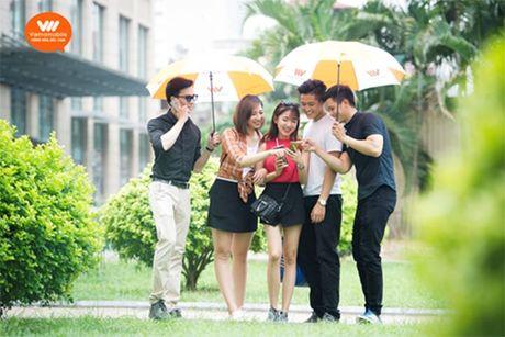 Vietnamobile tang 50,000 dong nhan ngay 20-10 - Anh 2
