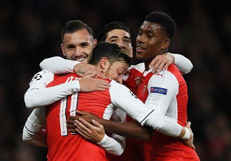 Champions League: Ozil ruc sang, Arsenal nghien nat Ludogorets - Anh 4