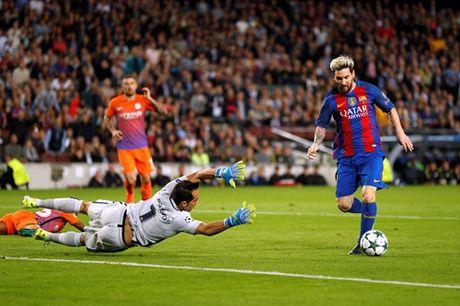 'Messi ghi ban de nhu the dang thi dau o san truong' - Anh 2