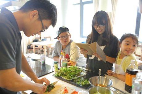 "Vua dau bep nhi: Top 12 ""thinh giao"" chuyen gia, san sang cho Vong Kitchen - Anh 2"