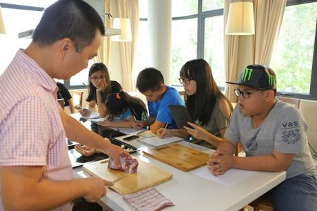 "Vua dau bep nhi: Top 12 ""thinh giao"" chuyen gia, san sang cho Vong Kitchen - Anh 3"