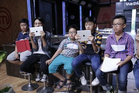 "Vua dau bep nhi: Top 12 ""thinh giao"" chuyen gia, san sang cho Vong Kitchen - Anh 4"