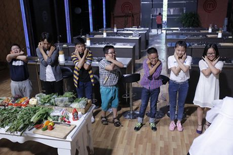 "Vua dau bep nhi: Top 12 ""thinh giao"" chuyen gia, san sang cho Vong Kitchen - Anh 6"