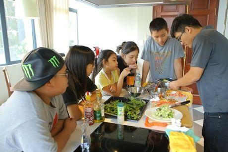 "Vua dau bep nhi: Top 12 ""thinh giao"" chuyen gia, san sang cho Vong Kitchen - Anh 7"