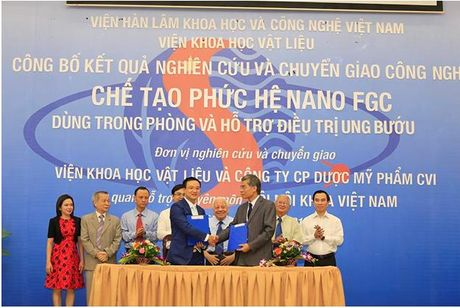 Gap nu Tien sy che tao thanh cong san pham chuyen biet cho benh nhan ung thu - Anh 3