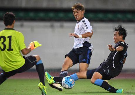 Xem truc tiep U19 Nhat Ban vs U19 Qatar 20h30 - Anh 1