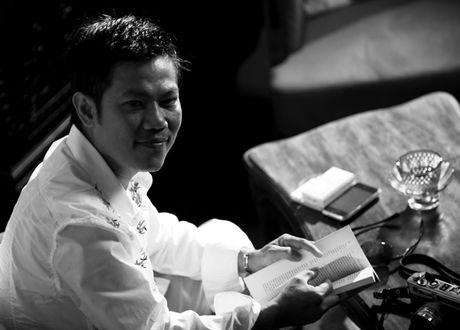 Nhac si Quoc Bao tai hop Quang Dung trong album moi - Anh 1