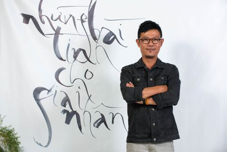 Nhac si Quoc Bao tai hop Quang Dung trong album moi - Anh 2