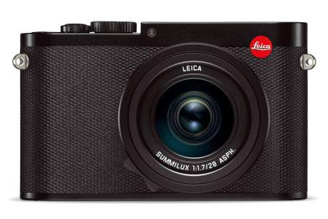 Leica ra mat Leica Q phien ban Titanium Gray: Ngoai hinh dep va sang trong hon, gia £3800 - Anh 1