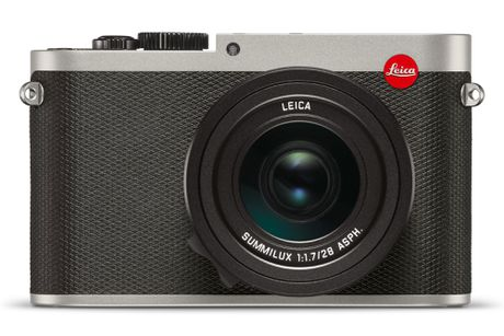 Leica ra mat Leica Q phien ban Titanium Gray: Ngoai hinh dep va sang trong hon, gia £3800 - Anh 2